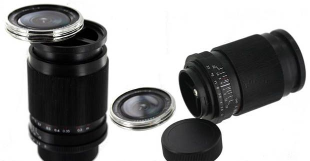 Camera Lens Grinders