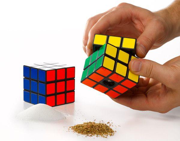 Rubiks Cube Grinders