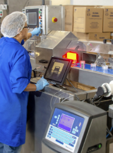 Automated inspection process